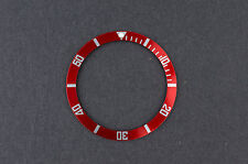 Red Bezel Insert to fit Seiko 6105 6309, 7002, 7548 & SKX007, 009, 173, 001, A35