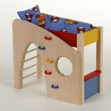 Adventure Bed Bunk Bed Bodo Hennig 23740 Dollhouse Dollhouse
