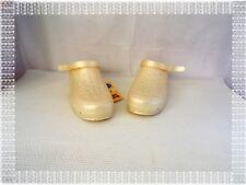 I  -  Chaussures de Travail Sabots Blanc Cassé Dr Scholl Pointure 44 / 44
