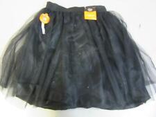 Adult Light-Up Tutu Halloween Costume Accessory Skirt Black