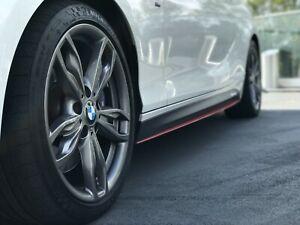 Brand New Genuine BMW 1 2 Series M Performance Side Blades 51192298286 287