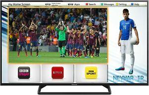 Panasonic TX-42AS500B 42-inch Widescreen 1080p Full HD Smart LED TV