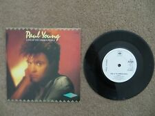 """PAUL YOUNG - LOVE OF THE COMMON PEOPLE 7"""" VINYL SINGLE, 1983, R3570"""