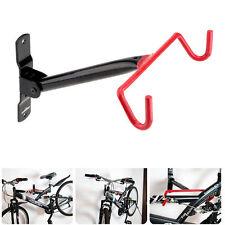 Cycling Bike Storage Garage Wall Mount Rack Hanger Bicycle Steel Hook Holder New