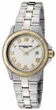 Raymond Weil Parsifal Two Tone Stainless Steel Watch 9460-SG-00308