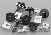 20x Blechmutter/Schrauben Unterlegscheiben Radhausschale Radkasten Clip BMW MINI