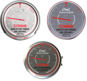 Hairgum Strong Hold, Long Lasting Hair Styling Pomade for Men - Hair Products