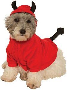 Devil Doggie Pet Dog Costume (Small)