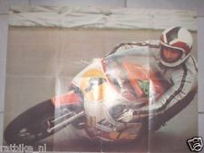 MS7211 P04 SUPER POSTER DAVE SIMMONDS NO 4 GP ROADRACE, SUNNY EYSINK,ZUNDAPP,MX