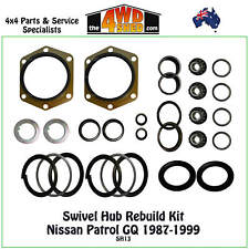 SH13 JP - Swivel Hub Rebuild Kit suits Nissan GQ Patrol 1987-1999