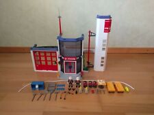 Playmobil 4819 Feuerwehr Hauptquartier / Station, OVP, vollständig mit Anleitung