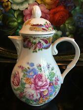 Beautiful Limoges Coffee Pot