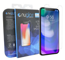 Apple iPhone X NUGLAS Tempered Glass Screen Protector 100% Genuine