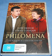 PHILOMENA DVD - REGION 4 - BRAND NEW - HARD TO FIND