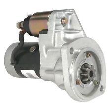Starter Motor for Nissan Navara D21 engine TD27 2.7L Diesel 1986-2000
