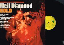 NEIL DIAMOND Gold LIVE AT TROUBADOUR Vinyl LP UNI UNLS 116 @Exclt-Very good@
