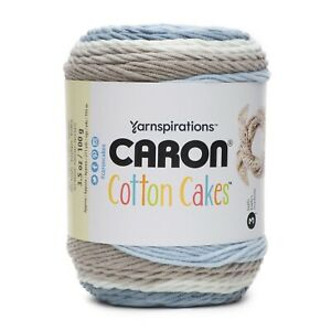 Caron Cotton Cakes - Nested Blues #49010 - 100g Balls $8.95 Great Value