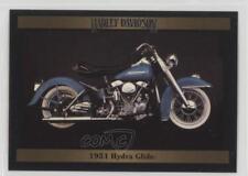 1992 Collect-A-Card Harley-Davidson Series 2 #151 1951 Hydra Glide Card 2i6