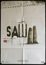 Saw II (2005) Australian One Sheet