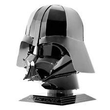 Fascinations Metal Earth Star Wars Darth Vader Helmet 3D Metal Model Kit MMS314