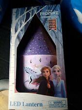 Frozen 2 Led Lantern Color Changing Disney