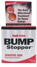 High Time Bump Stopper Sensitive Skin Razor Bump Treatment, 0.5 oz (Pack of 2)
