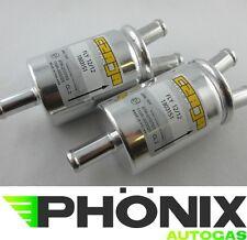 Autogas Filter 2x Y-12mm Gasfilter KME LPG