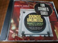 MARTY GOLD AND HIS ORCHESTRA - SOUNDS UNLIMITED - CD ALBUM