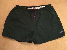 Patagonia Swim Trunks - late 1980s - Retro - Vintage - Green - Extra Large - XL