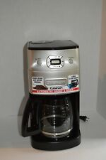 Cuisinart DGB-625BC Grind And Brew 12 Cup Coffee Maker - Black/Silver
