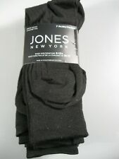 7 Pairs JONES NEW YORK Dress Socks NEW