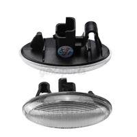 LED Side Repeater Indicator Lights For Peugeot 107 206 307 607 Citroen C1 C