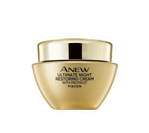 Avon Anew Ultimate Restoring Multi-Performnce Night Creme Anti-aging cream 1.7oz