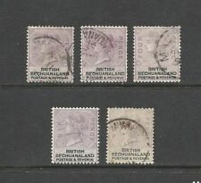 Historical Figures Victorian (1840-1901) British Colony & Territory Stamps