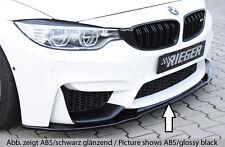 Rieger Frontspoilerschwert für BMW M3 F80 / M4 F82/ F83