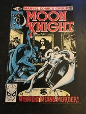 Moon Knight#3 Incredible Condition 8.5(1981) 1st Midnight Man App
