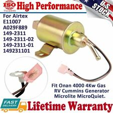 External Electric Fuel Pumps 4-7PSI 100 lph for Airtex E11007 A029F889 149-2311