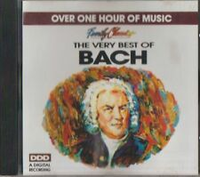C.D.MUSIC E476  THE VERY BEST OF BACH    CD
