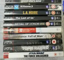 Playstation 3 Mix Game Bundle 1  - Preowned - Fast Dispatch