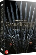 Game Of Thrones (Le Trône de Fer) - Saison 8 COFFRET dvd VERSION FRANCAISE