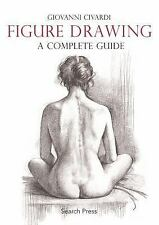 FIGURE DRAWING - CIVARDI, GIOVANNI - NEW PAPERBACK BOOK