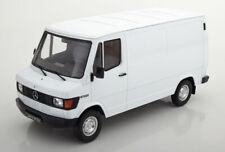 1:18 KK-Scale Mercedes 208 D transporter 1988 white