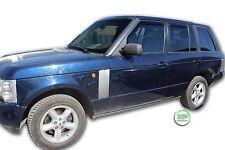 DRO27231 LAND ROVER RANGE ROVER mk3 2002-2012 deflettori del vento 4pc HEKO colorata