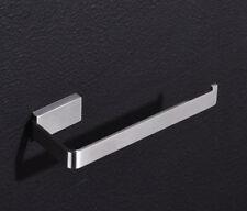 Modern SUS304 Wall Mount Brushed Nickel Bathroom Towel Ring Towel Holder