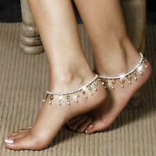 Women Ankle Chain Sexy Anklet Bracelet Sandal Barefoot Beach Foot Jewelry Hot