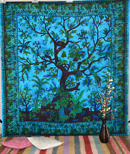 Psychedelic mandala Wall Hanging Beach Towel Tapestry Home Decor Tree of life