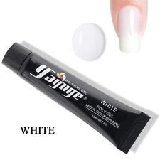 Yayoge Polygel UV Gel Nail Art Tips Quick Extension 7 COLORS