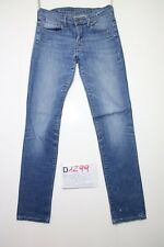 Levi's skinny customized jeans d'occassion (Cod.D1299) Taille 44 W30 L34 femme