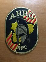 SPAIN VALENCIA PATCH POLICE POLICIA - SWAT ARRO RPC - ORIGINAL!