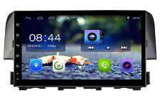 "9"" WiFi 3G Android 6.0 Car Stereo Auto Radio GPS Navigation For Honda Civic"